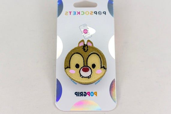 Rainbow Pride Mouse Inspired Phone Grip Popsocket Holder Stand