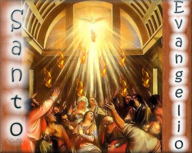 Santa María, Madre de Dios y Madre nuestra: Santo Evangelio 24 de Mayo de 2015