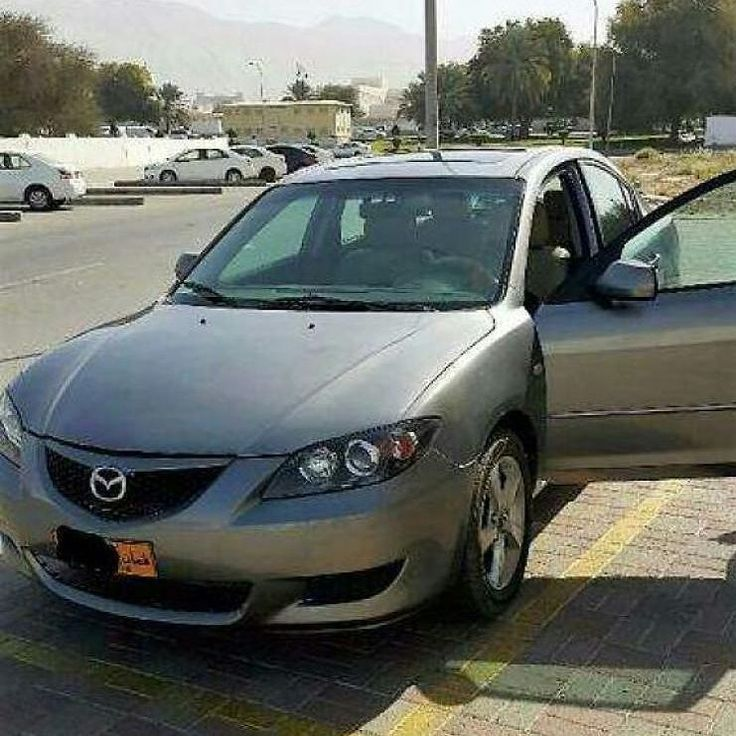 Mazda 3 2006 Muscat 228 000 Kms  1050 OMR  For more details and CONTACT number please visit Bisura.com  #oman #muscat #car #classified #bisura #bisura4habtah #carsinoman #sellingcarsinoman #muscatoman #muscat_ads #mazda3