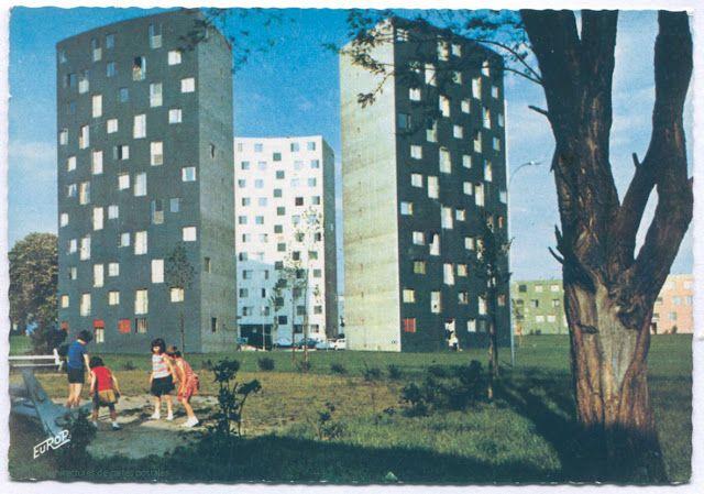 Emile Aillaud / La Cité du Wiesberg