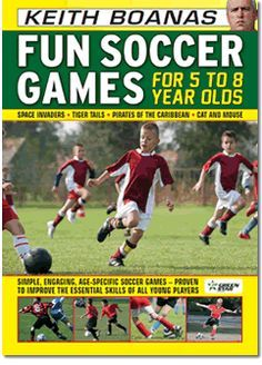 Your objective should be for all of the kids to have fun, make friends, and learn some soccer skills that will help them should they decide ...