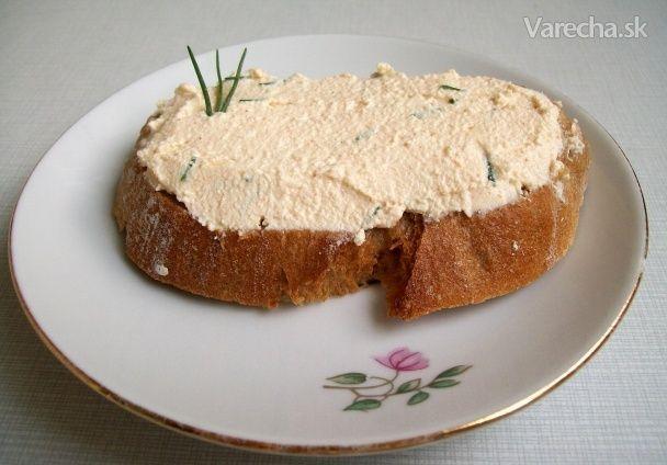 Nátierka - Tofu a Cottage Cheese (pri diéte s obmedzením tukov) - Recept