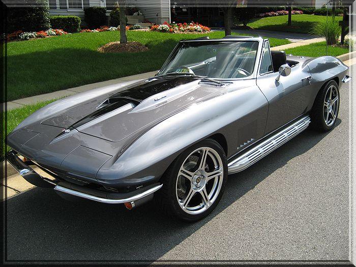 1967 Chevrolet Corvette Sting Ray Roadster