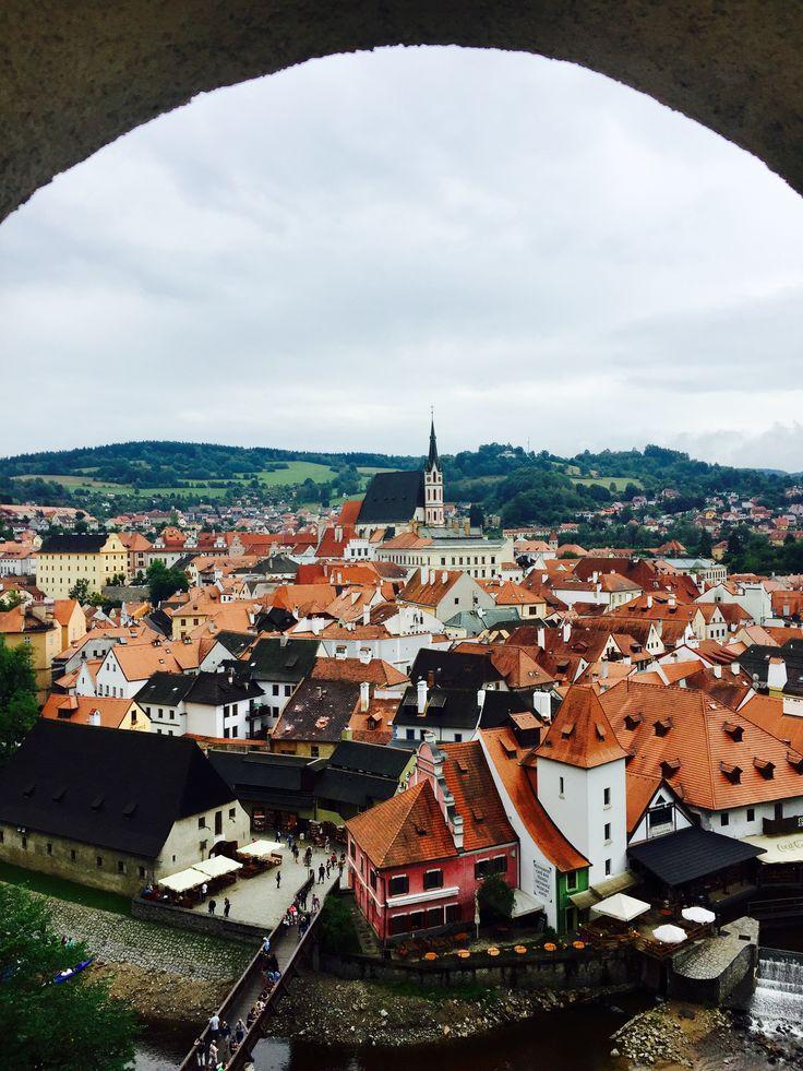 Český Krumlov. UNESCO heritage. What you need more?