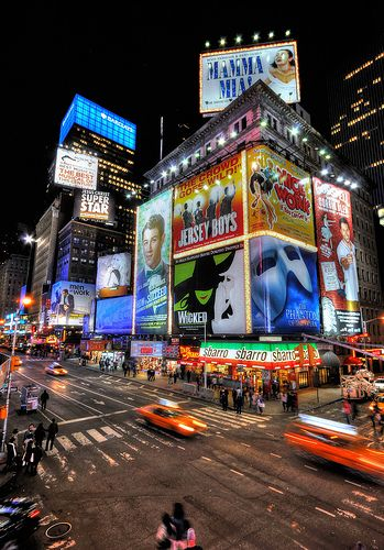 Broadway - see a Broadway Musical on Broadway!