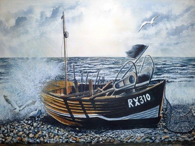 Rx310 Hastings fishing fleet.for sale, martinheneke@live.co.uk