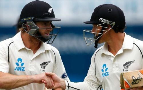 Kane Williamson Guides NZ to 2-0 Whitewash of Sri Lanka in Test Series - http://www.tsmplug.com/cricket/kane-williamson-guides-nz-2-0-whitewash-sri-lanka-test-series/