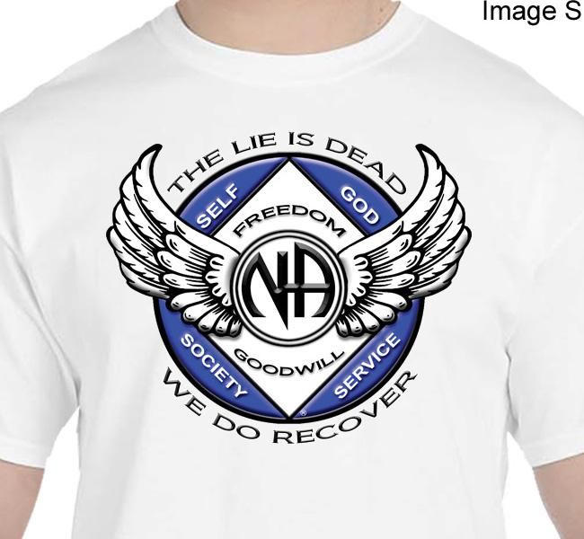 Pin On Narcotics Anonymous T Shirts Clothing