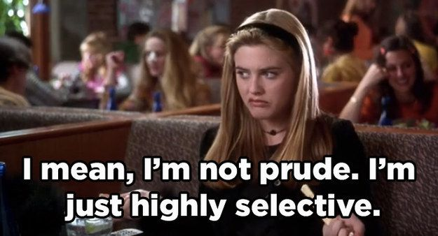 "Another line that never got to the movie… | Rewatching The ""Clueless"" Trailer Will Delight Die-Hard Fans"