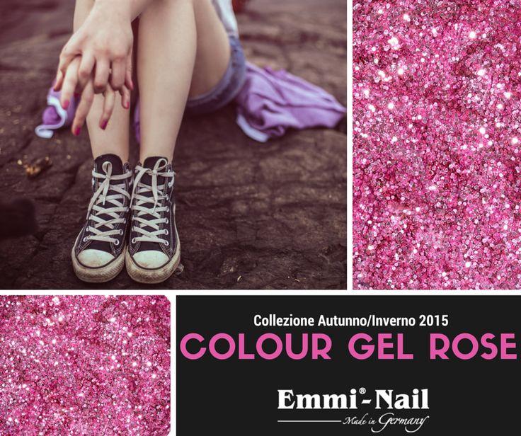 #ColourGel #EmmiNail #Collezione Autunno/Inverno 2015-2016