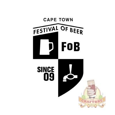 Happening in Cape Town this weekend, the annual Cape Town Festival of Beer. Get yer tickets! #CTFOB #SouthAfrica #CraftBeer