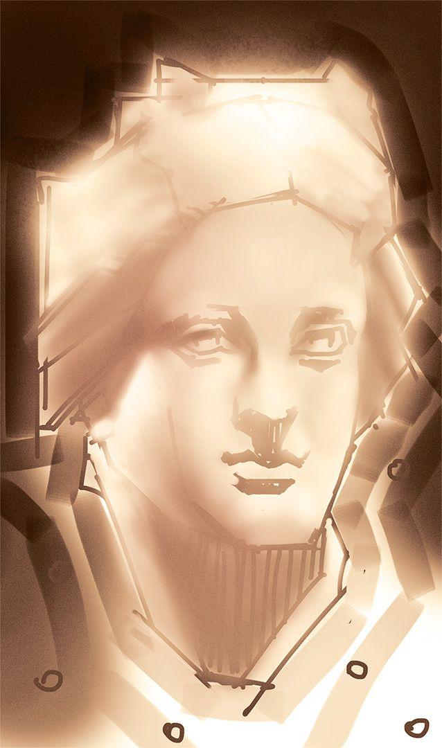 #NoBrain doodle (40 minutes later)  FACEBOOK: https://www.facebook.com/NickProkoArt  #artwork #digitalart #doodle #doodles #draw #drawing #illustration #photoshop #sketch #sketchbook #sketching #speedpaint #speedpainting #art #painting #girl #portrait #wacom #drawn #twitchtv #study #face