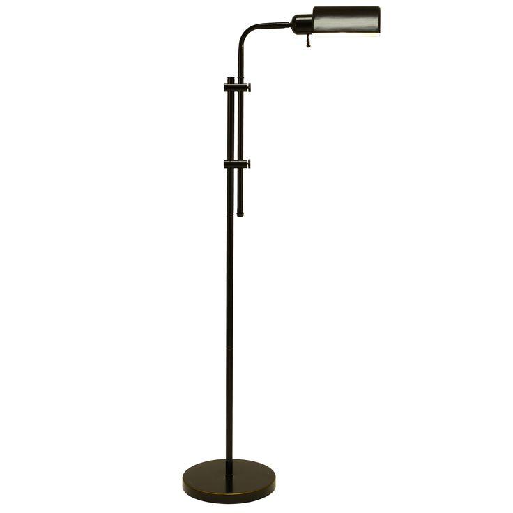 """J. Hunt Home Pharmacy 60.5"""" Task Floor Lamp"""