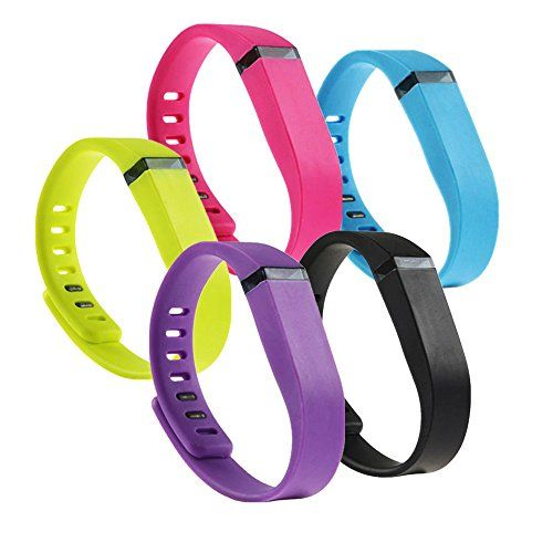 NIUTOP® Fitbit Flex Wristband Wrist Band Bracelet with Clasp Replacement Accessory for Fitbit Flex Activity and Sleep Tracker