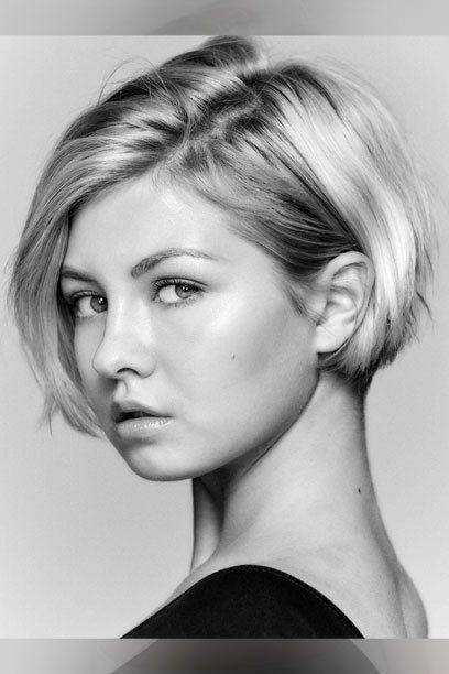 Ein Lineal entscheidet über die perfekte Frisur
