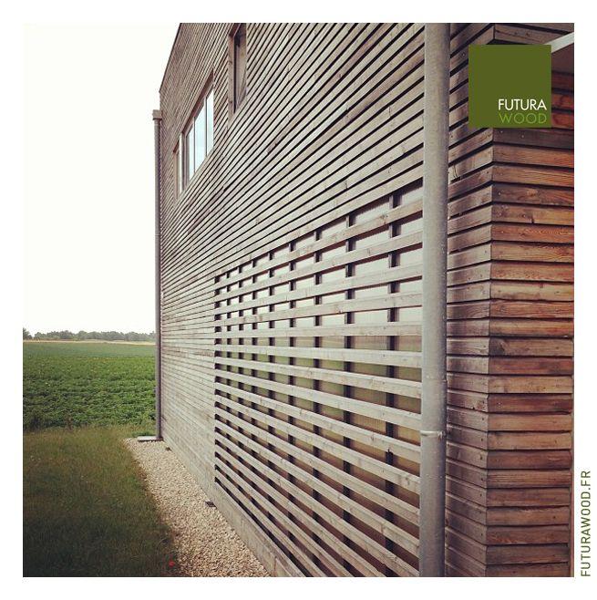 Maison ossature bois by Futurawood  www.futurawood.fr