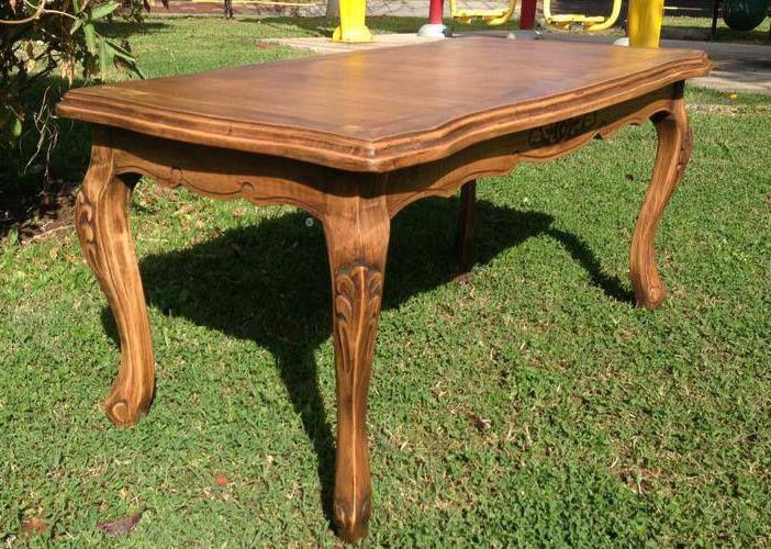 Amigos en decora muebles vas encontrar a la venta muebles for Muebles estilo luis xiv