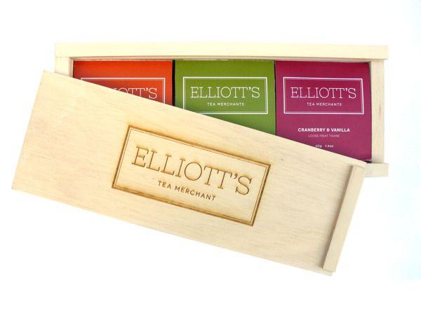 Elliott's Tea Merchant // Rochelle Williams