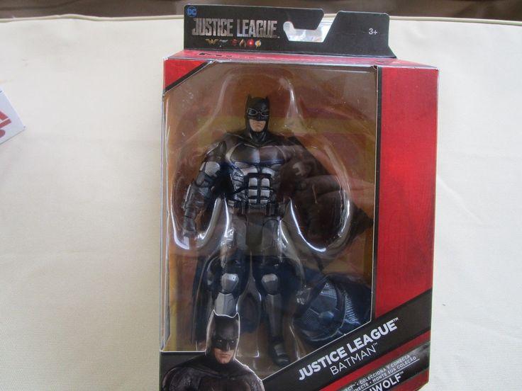 """DC Comics Multiverse Justice League Batman Steppenwolf Collection 6"""" Figure NEW: $19.99 End Date: Monday Apr-9-2018 8:30:01 PDT Buy It Now…"""