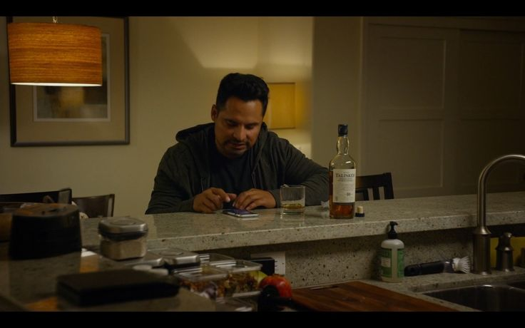Talisker Whisky – CHIPS (2017) Movie Scene