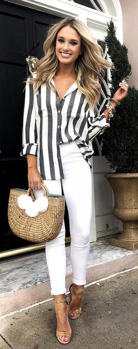 40 Spring Outfits That Are Glamorous - We Should Do This