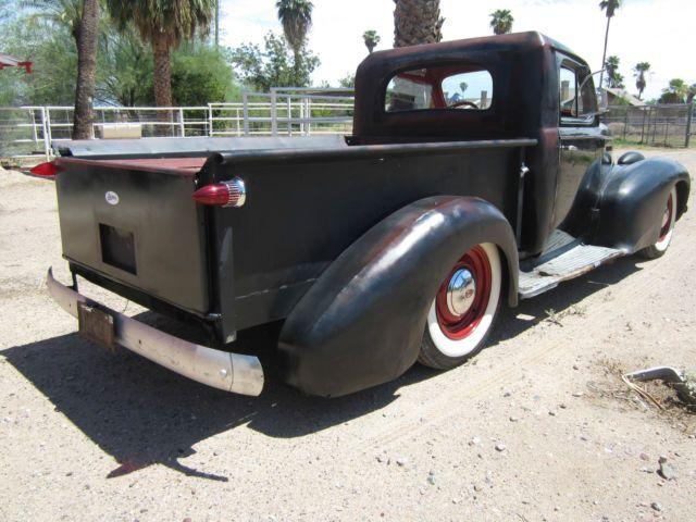 1939 Oldsmobile Rat Rod Truck for sale: photos, technical