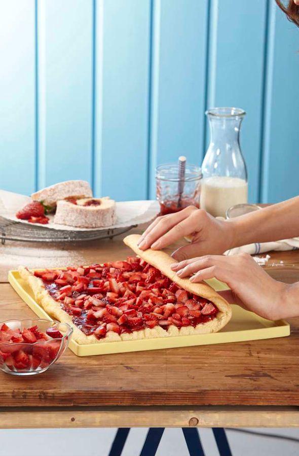 #tchibo #tchibopolska #wypieki #przepisy #kuchnia #desery #nasłodko #ciasta #ciasteczka #owoce #truskawki #cookie #cookies Zobacz więcej na http://radoscodkrywania.tchibo.pl/zamknij-smak-lata-w-sloiku