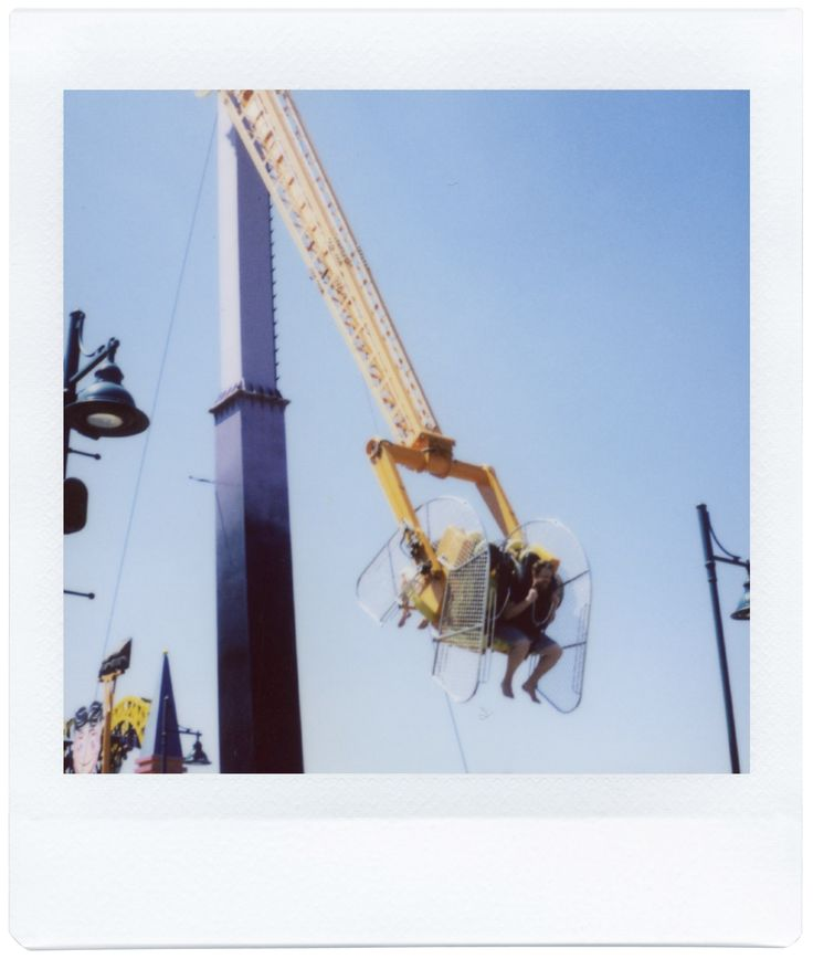 Photo taken by Coco Alexander with the Lomo'Instant Square