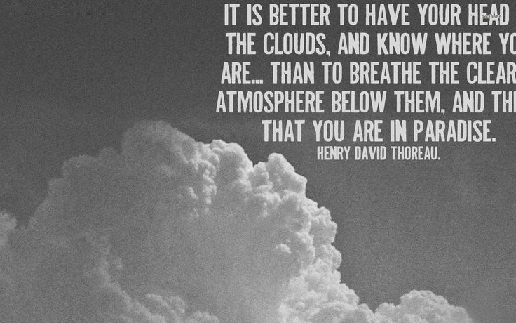 Nature Quotes Henry David Thoreau Widescreen 2 HD Wallpapers ...