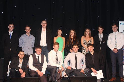 Our Student Achievement Award Winners for 2016