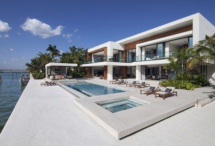 Leef Als Een In Dit 32 Miljoen Dollar Miami Mansion Imagicasa