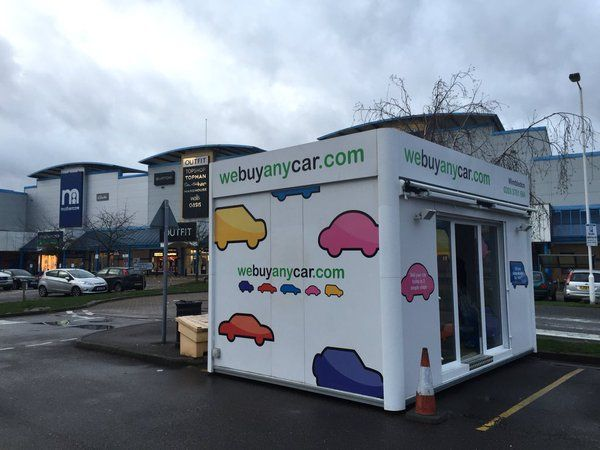 Image result for we buy any car kiosk