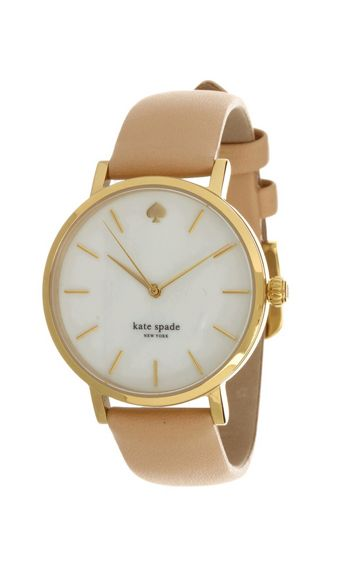 They'll never grow tired of this classic Kate Spade watch.