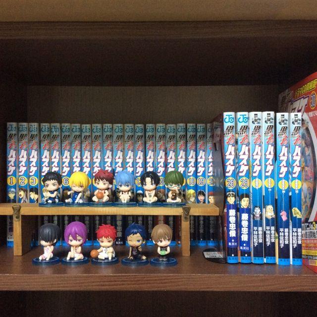 Sakuranekoさんの、黒子のバスケ,黒バス,すわらせ隊,My Shelf,のお部屋写真