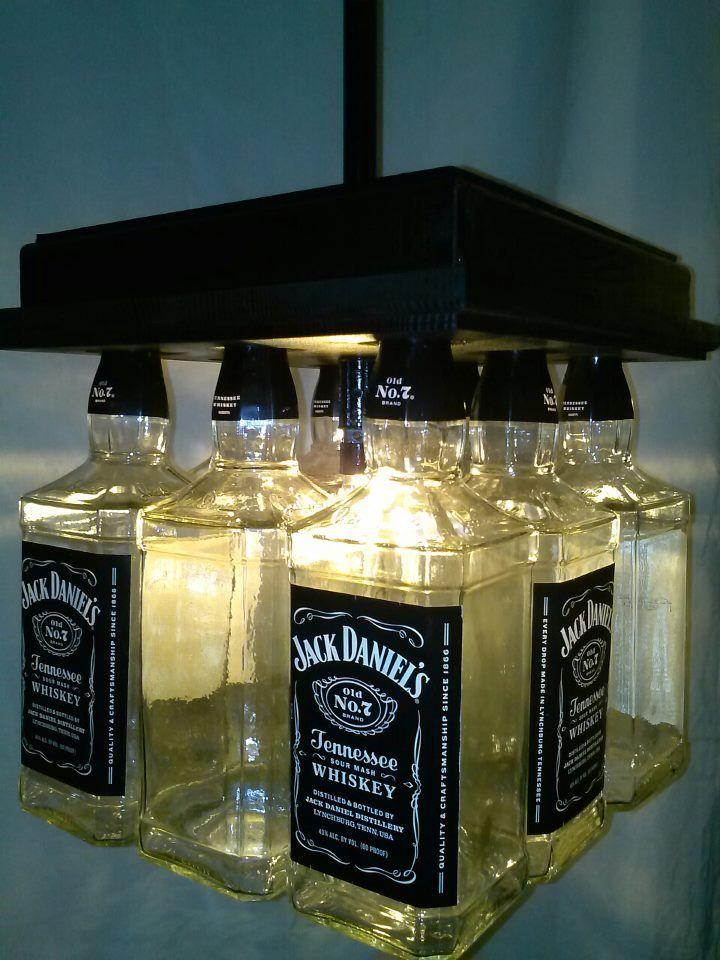 ber 1000 Ideen Zu Jack Daniels Lampe Auf Pinterest Jack Flasche Lineman Und Haus