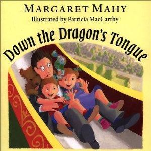 Down The Dragons Tongue - Margaret Mahy