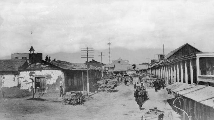 "Calle de los Negros: L.A.'s ""Forgotten"" Street https://www.kcet.org/shows/lost-la/calle-de-los-negros-las-forgotten-street"