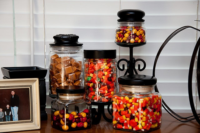 cute candy jars