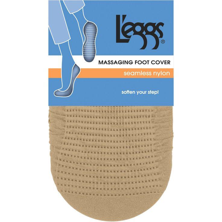 Leggs Seamless Nylon Foot Cover