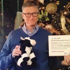 "Reddit Secret Santa 2013   ""Spoiler alert: Bill Gates did not get you, because he got me"" - Rachel.       Can't recommend reddit Secret Santa enough,   it's great fun!"