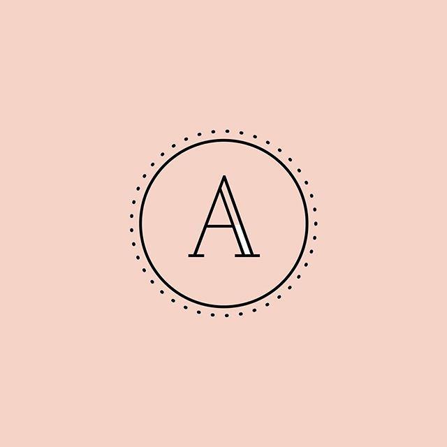 Logo Concept for Addi Ganley by Emily Banks Creative