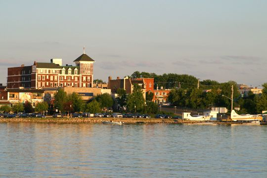 Kenora, Ontario: a wonderful place to stop if you're passing by :)