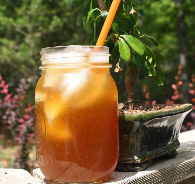 Best of Long Island and Central Florida: Olive Garden Copycat Peach Tea Recipe