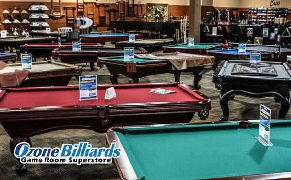 Looking for slate pool tables for sale? #OzoneBilliards & see all of their available #SlatePoolTables. They offer tradition, modern & dining pool tables to fill all of your entertainment desires. Pool tables are made in white, cherry mahogany, black & antique brown to fit any decor. Visit Ozone Billiards at their Kennesaw, GA store or order online for all of your billiard needs. http://www.ozonebilliards.com/pool-tables.html
