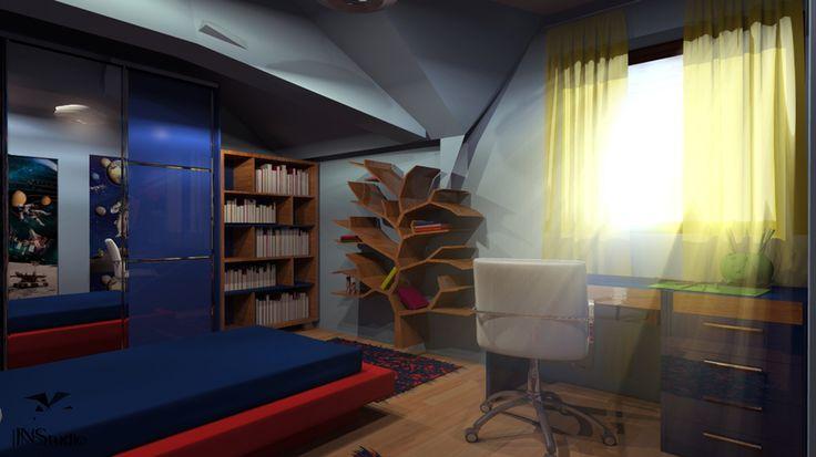Kids room concept