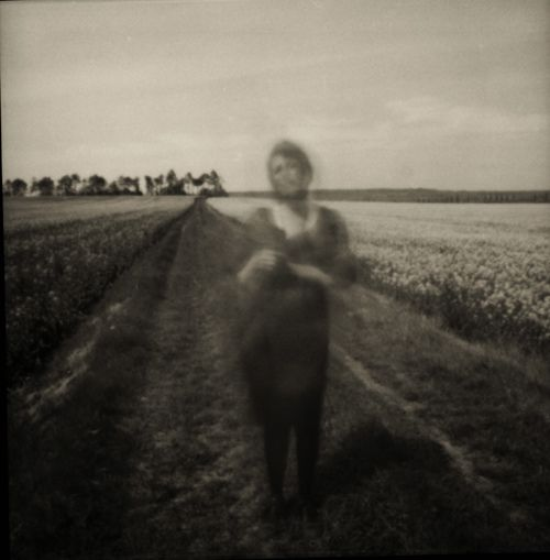 ☽ Dream Within a Dream ☾ Misty Blurred Art Fashion Photography - Isa Marcelli