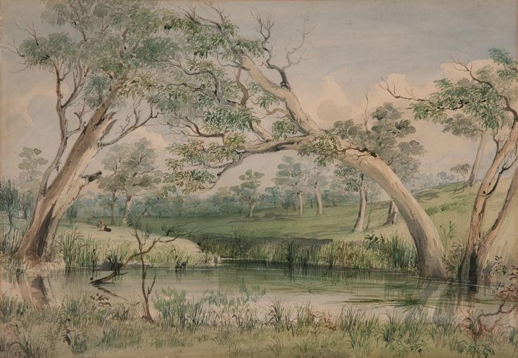 Gain insights into everyday life in 19th-century Victoria in our gallery of artworks by ST Gill, colonial Australia's most popular artist.