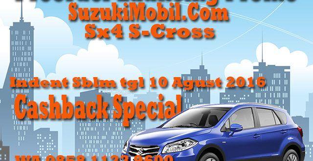 Promo Sx4 Scross