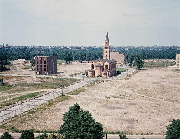 Berlin 1960 St-Matthaeus-Kirche im Tiergarten