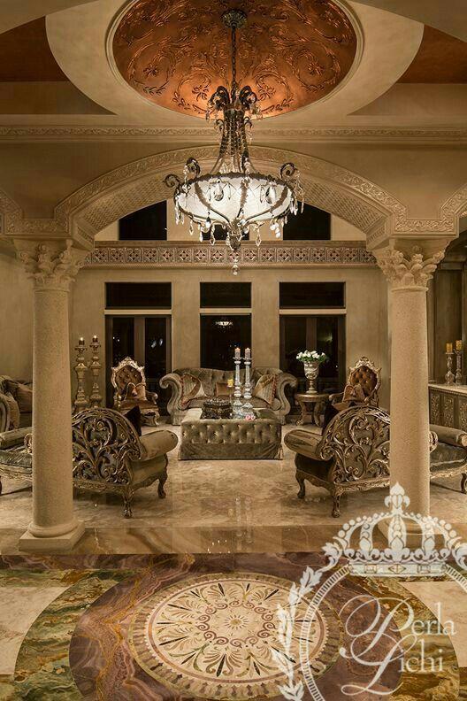 Opulent Traditional Style Formal Dining Room Furniture Set: Divine Decor